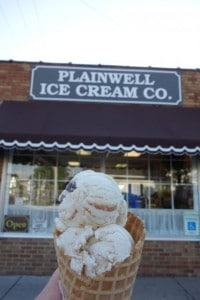 The Awesome Mitten - Ice Cream Places In and Around Kalamazoo
