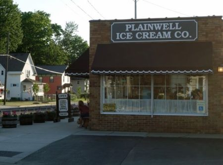 Ice Cream Places In Kalamazoo Or Very Close