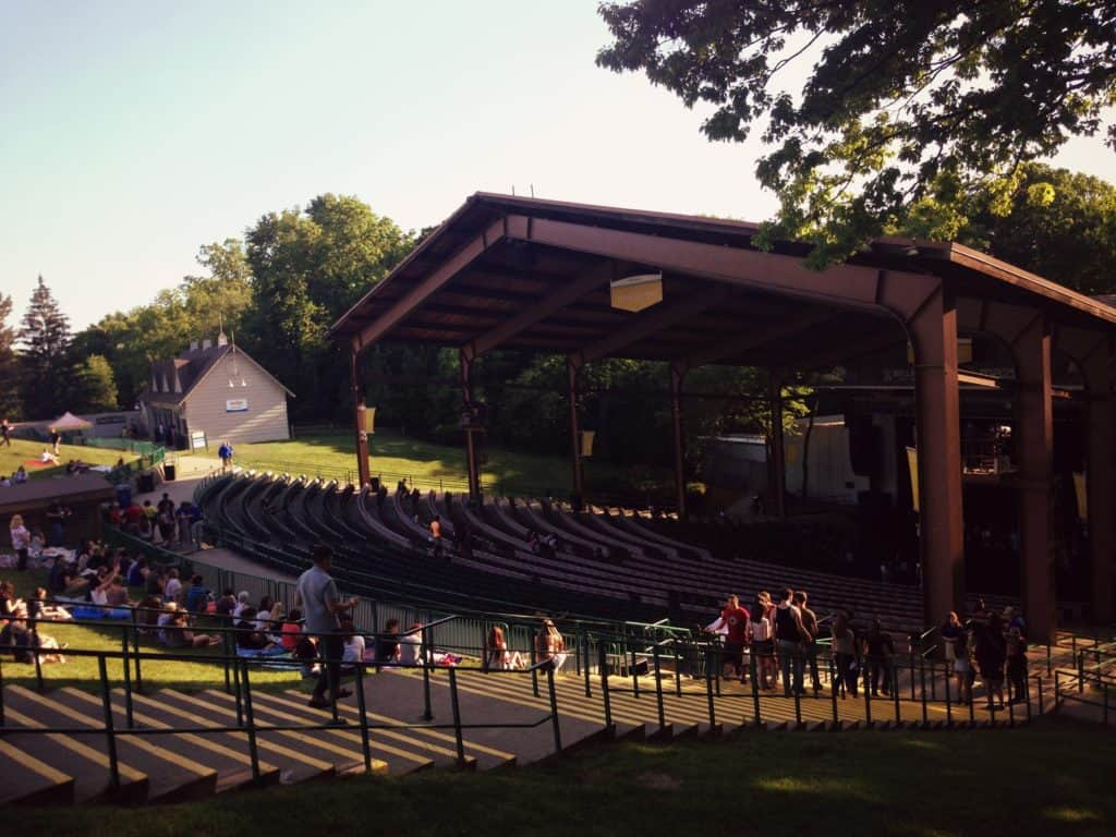 The Awesome Mitten- Meadow Brook Music Festival