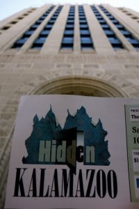 The Awesome Mitten - The Hidden Kalamazoo Tour
