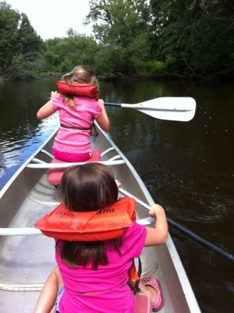 Exploring the Grand River