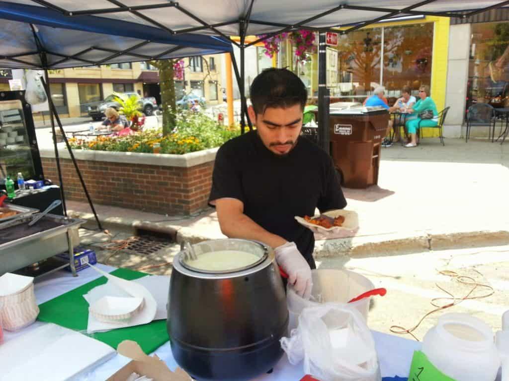 Chilango's Mexican Grill at How Bazaar Jackson