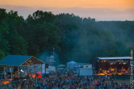 Hoxeyville: Where Michigan's Bluegrass Lovers Unite