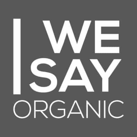 We Say Organic – Clothes for a Cause