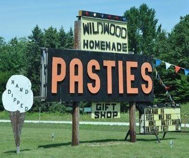 WildwoodPasties Pretty Awesome Pasties: Wildwood Pasties