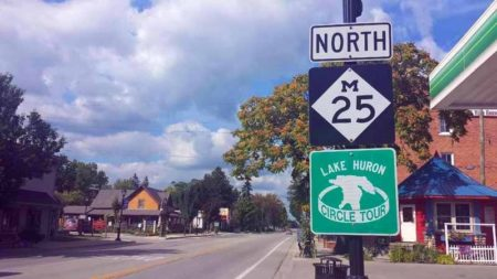 A Michigan Road Trip Around the Thumb
