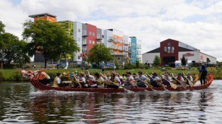Capital City Dragon Boat Racing