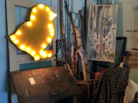 Southerner Meets Michigan: Milford's Vintage and Resale Scene