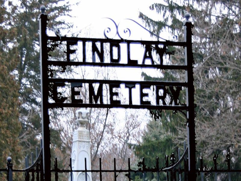 The Ada Witch at Findlay Cemetery - Michigan's Haunted History