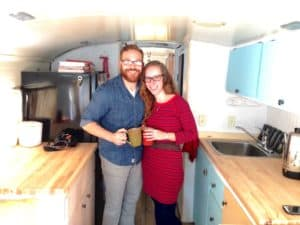 Jessica and Nate Totten, aka, the Rottens Photo Courtesy of Jennifer Hamilton