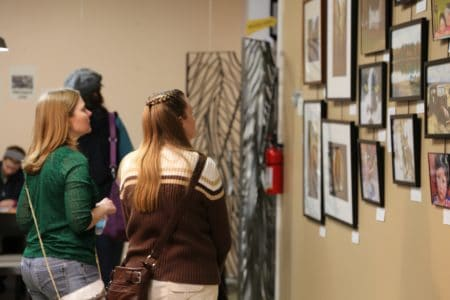 Pop In to a Pop Up Art Gallery in Jackson