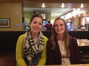 The co-founders of PupNorth. Photo Courtesy of Jennifer Hamilton