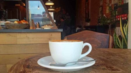 Exploring & Hanging Out in the Best Detroit Coffee Shops & Neighborhoods