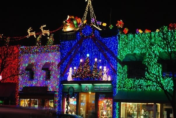 Metro Detroit Shines Bright with Holiday Lights - Awesome ...
