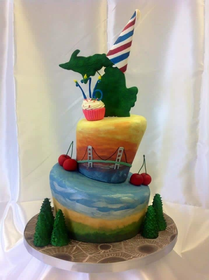 Michigan Birthday Bake-off - Bella e Dolce - The Awesome Mitten