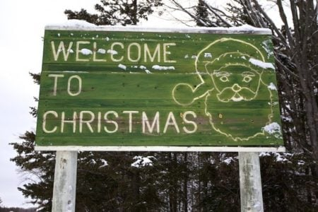 Why Christmas is Awesome in the Mitten