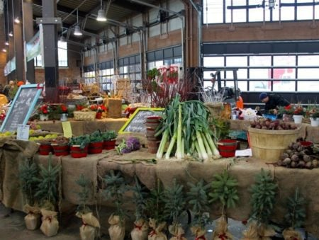 Southerner Meets Michigan: Holiday Shopping At Eastern Market