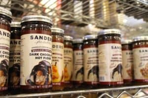 The Awesome Mitten-Why Detroiters Love Sanders Chocolate