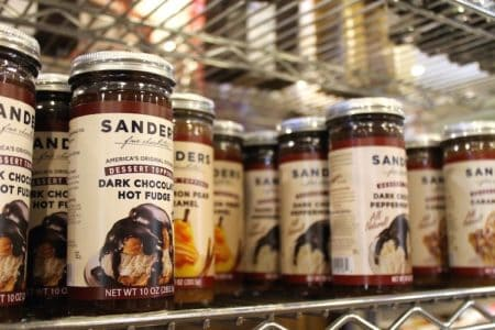 Southerner Meets Michigan: Why Detroiters Love Sanders Chocolate
