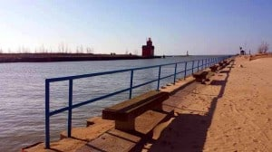 The Awesome Mitten - Beginning a Lighthouse, Lake Michigan Road Trip