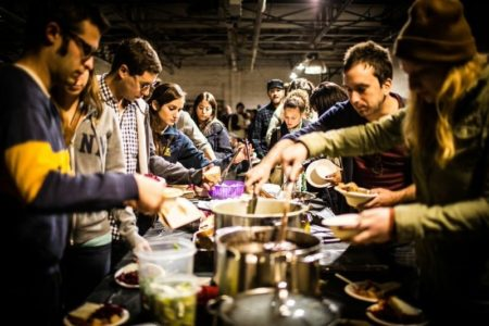 Detroit SOUP Celebrates 5 Years in the Community