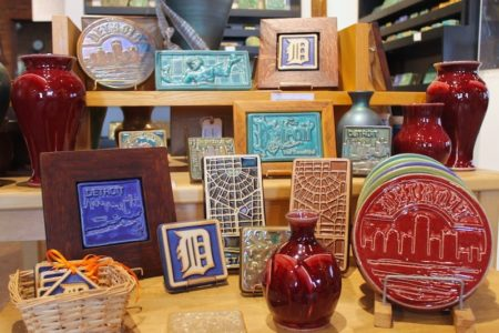 Southerner Meets Michigan: 7 Reasons To Visit Pewabic Pottery This Winter