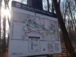 The Awesome Mitten - Discover Maybury State Park