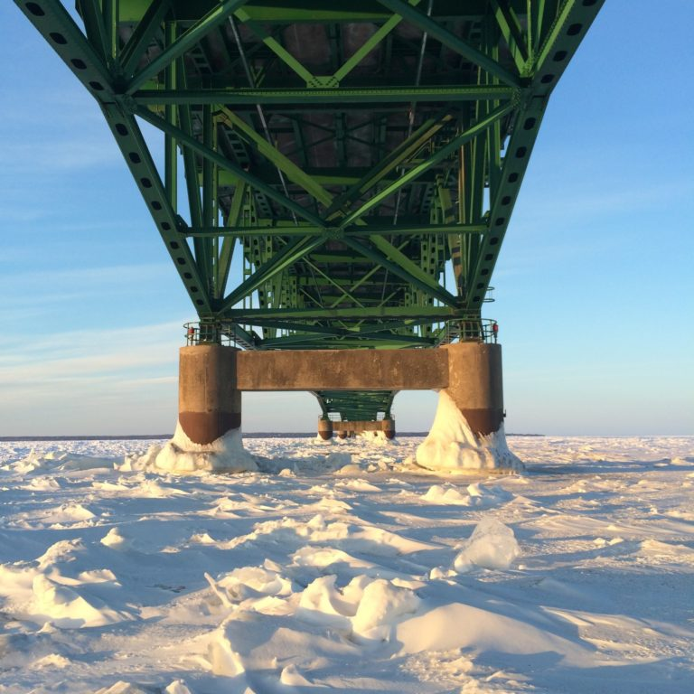 UP Winter Road Trip - The Awesome Mitten