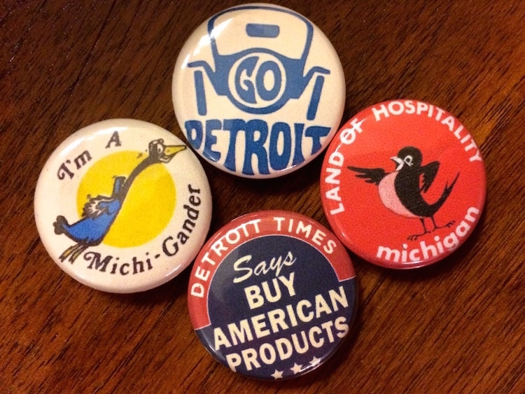 The Awesome Mitten-The Vintage Lover's Guide To Detroit