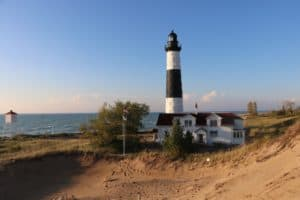Big Sable Point Lighthouse - the awesome mitten