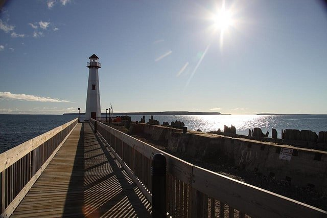 St Ignace - The Awesome Mitten
