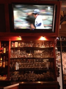 The drinks and the atmosphere at 7 Monks are prime for watching a game. Photo Courtesy of Jennifer Hamilton