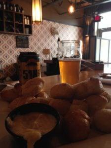 7 Monks has Michigan beers in abundance. Photo Courtesy of Jennifer Hamilton