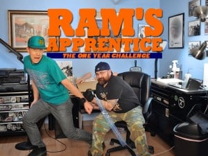 Ram's Apprentice: A Journey to Artistry - Awesome Mitten