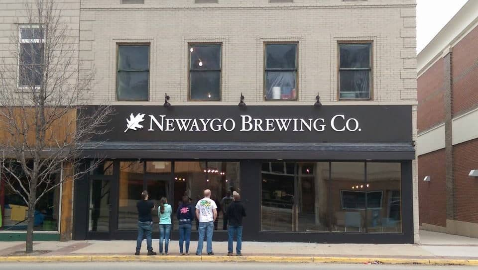 The Awesome Mitten - Newaygo Brewing Co.