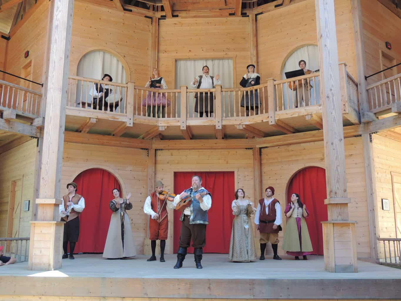 368 scaled Rose Theatre Gives Audiences a Taste of Shakespeare's Lifetime