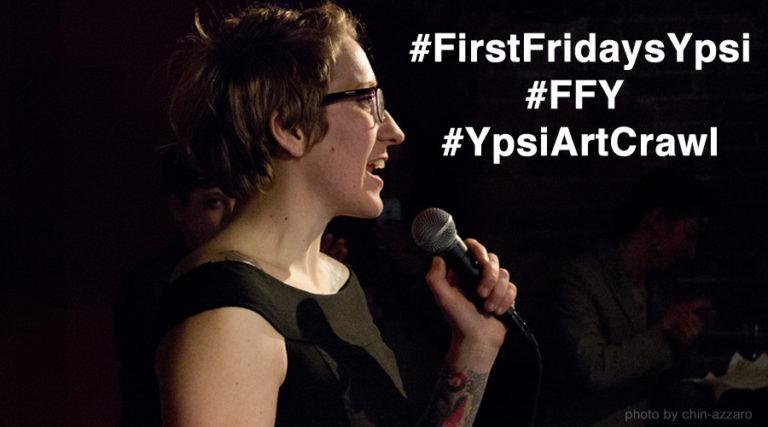 First Fridays Ypsi Michigan