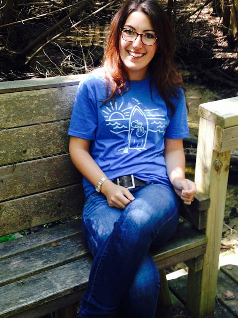 High Five Threads Shirt - Nagonaba Footpath - #MittenTrip - Leland -The Awesome Mitten