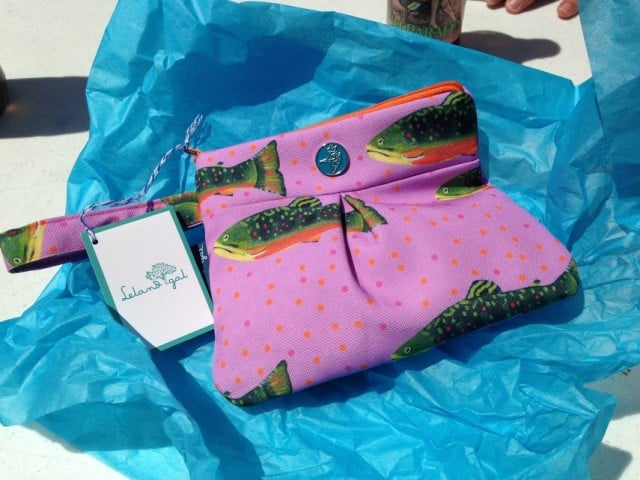Leland Gal Clutch - #MittenTrip - Leland -The Awesome Mitten