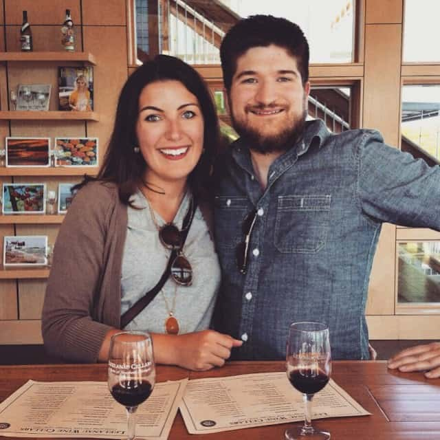 Wine tasting - #MittenTrip - Leland -The Awesome Mitten