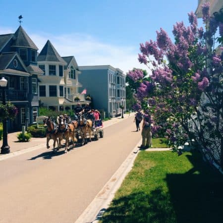 The Other Side: Living on Mackinac Island