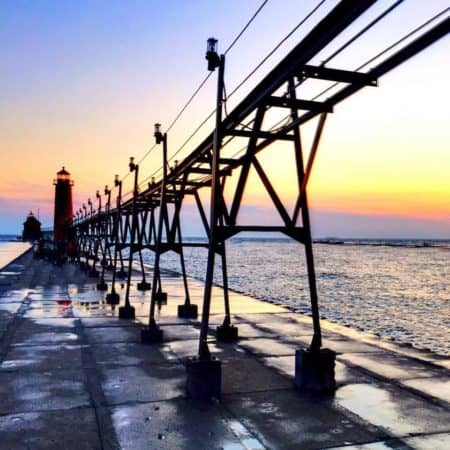 Escape The Land-Lock With A Trip To Grand Haven