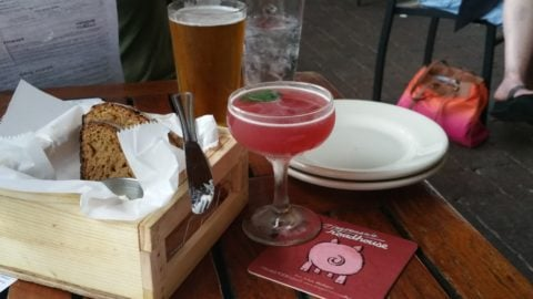 Zingerman's Roadhouse - #MittenTrip - Ann Arbor - The Awesome Mitten