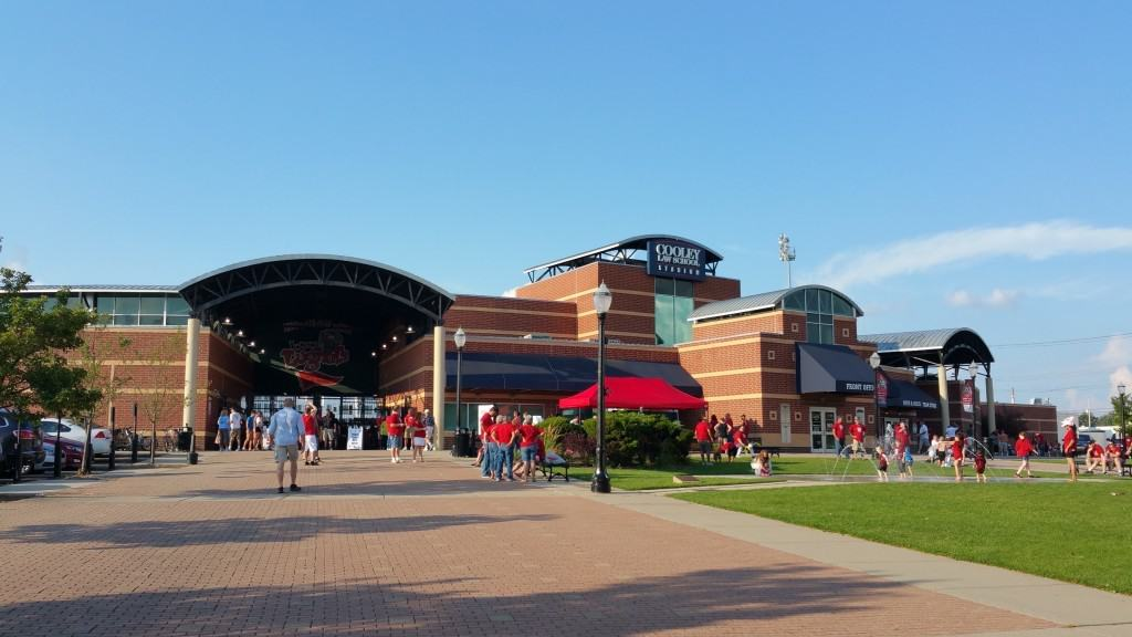 Lansing Lugnuts - The Awesome Mitten - #MittenTrip