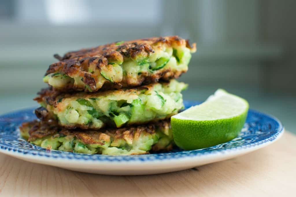 The Awesome Mitten - 3 New Ways to Enjoy this Season's Zucchini Abindance