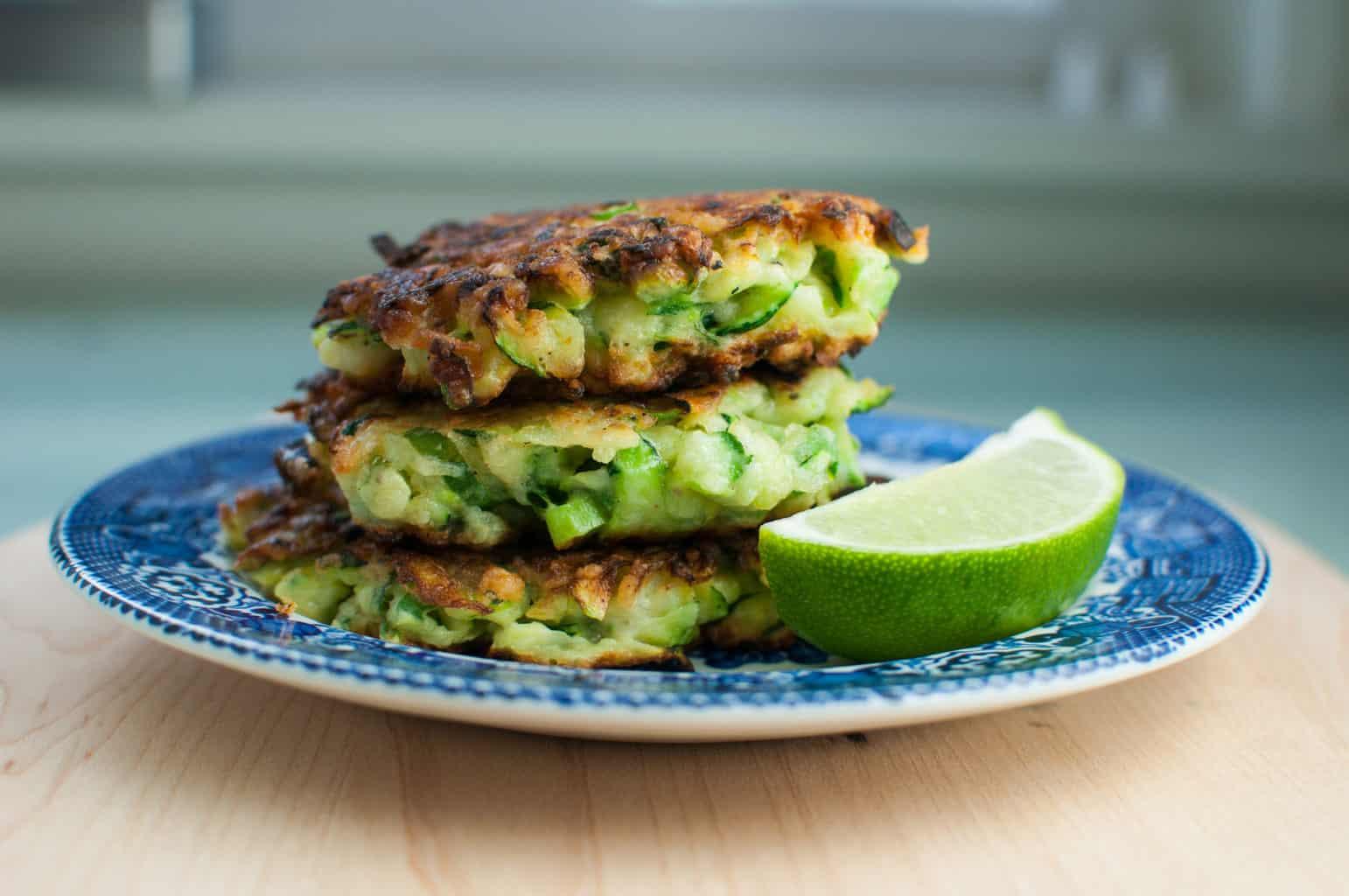 The Awesome Mitten - 3 New Ways to Enjoy This Season's Zucchini Abundance