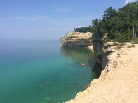 Tips for Hiking Pictured Rocks National Lakeshore