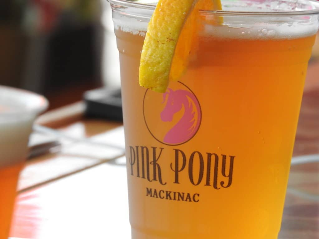 Oberon at the Pink Pony - The Awesome Mitten