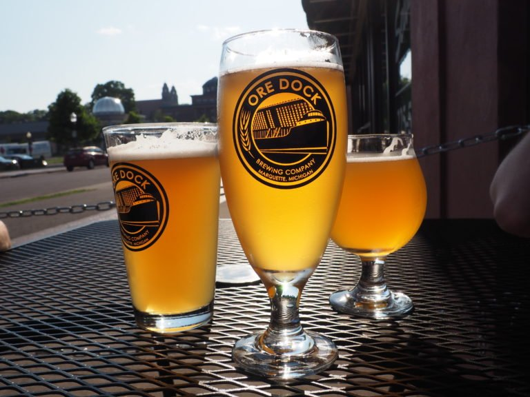 Ore Dock Brewing Company - #MittenTrip - Marquette - The Awesome Mitten
