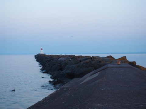 Lighthouse - #MittenTrip Marquette - The Awesome Mitten